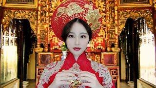 *ASMR* Vietnamese Princess' Tet Luxury Tea Time | New Year Special (Soft Spoken)