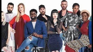 Project Runway All-Stars Season 7, Episode 1
