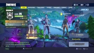 | Fortnite PS4 | Good Builder | Good PS4 Player | SKULL TROOPER AND FEMALE OUT NOW |