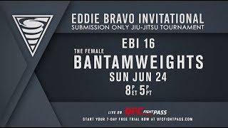 EBI 16: The Female Bantamweights - Countdown