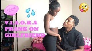 FEMALE VIAGRA PRANK!! (MUST SEE)