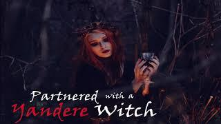 Partnered with a Yandere Witch ASMR Roleplay (Charmed pt. 6) (Female x Male Listener)