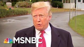 Donald Trump's Harshest Recent Attacks Went To Black Female Journalists | The 11th Hour | MSNBC