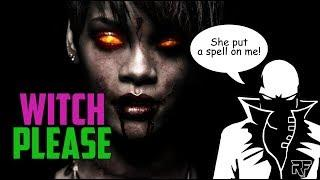 Bewitched. Why are the majority of witches female? - MGTOW