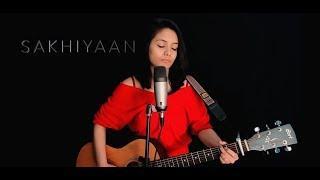 Sakhiyaan Song Status Video| New Romantic Love WhatsApp Status Video 2019 | Female Version |