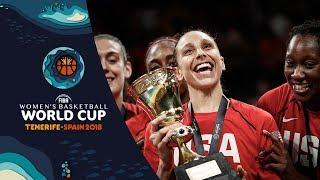 September 30 Recap Show - FIBA Women's Basketball World Cup 2018