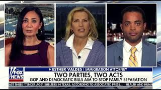 Laura Ingraham & Female Immigration Atty DESTROY Liberals Scripted Faux Outrage