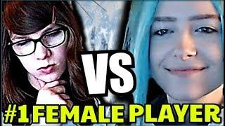 Lurn VS Lumi - WHO IS THE BEST FEMALE PUBG PLAYER?! PUBG Funny Moments/Fails/WTF Plays