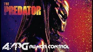 Rumor Control: Female Predator? - Alien vs. Predator Galaxy Motion Tracker Series