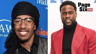 Nick Cannon defends Kevin Hart by slamming female comedians | Page Six TV