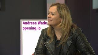 TechIreland Female Founder Fridays | Andreea Wade | Opening.io