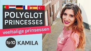 Polyglot Princesses Ep10: Dutch vs Afrikaans + tips from Kamila