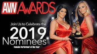 The 2019 AVN Female Performers of the Year