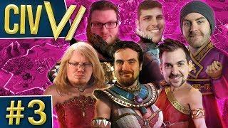 Civ VI - Ladies Night #3 - Movie Rant