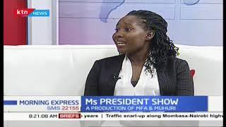 Ms President: A show that helps Kenyans finding its first female president premieres on KTN
