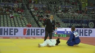 female judo choke out 90