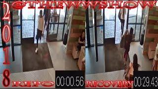 3 Females ( A Recovery/Repo Team) Allegedly Caught Stealing on Camera