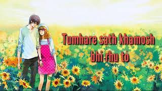 Romantic shayari whatsApp status video//female version Romantic status