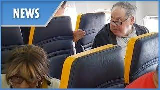 Black woman forced to move after white passenger's racist rant (Ryanair)