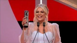 Soap Awards 2018 -  Lucy Fallon - Best Female Dramatic Performance