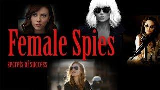 Top 7 female spies - secrets of success