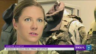 Neighbor you should know: HPD's first female SWAT officer