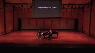 Fanny Mendelssohn - Warum Sind Denn die Rosen so blass, Op. 1 No. 3