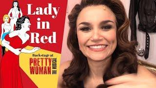 Episode 8: Lady in Red - Backstage at PRETTY WOMAN with Samantha Barks
