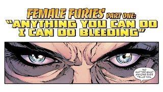Female Furies: Springtime for #MeToo