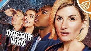 How the Doctor Who Season 11 Trailer Says Goodbye to Its Past! (Nerdist News w/ Jessica Chobot)