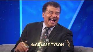 TUESDAY: Neil deGrasse Tyson & a Female Pro Baseball Pitcher!