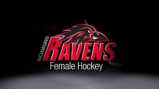Advertisement Example - Richmond Ravens Female Hockey (Stand Out Sports Video Production
