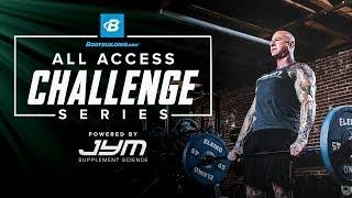 All Access 12-Week Fitness Challenge Series | Jim Stoppani