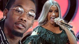 OFFSET  SAYS CARDI B IS BETTER THAN ANY ARTIST  MALE OR FEMALE!!