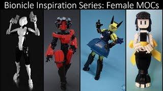 Bionicle Inspiration Series Ep 87 Female MOCs (2)