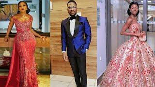 BIG BROTHER NAIJA 2018 • BEST AND WORST DRESSES FROM THE RED CARPET OF THE AMVCA 2018