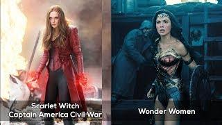 Female Superheroes in Movie You Must Know
