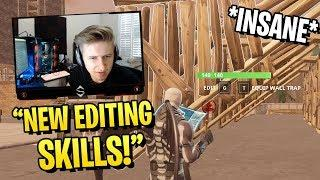 Symfuhny Shows His New Editing Skills! *INSANE*