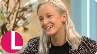 Hollywood Star Andrea Riseborough on the Importance of Stories Through a Female Lens | Lorraine