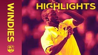 Bangladesh Bowled Out For 43 - Windies v Bangladesh 1st Test Day 1 | Extended Highlights