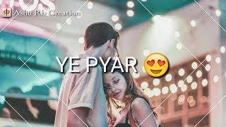 Chaha Hai Tujhko Female Version WhatsApp Status Video | For Girls