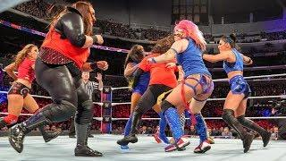 Women's Team Raw vs. Team SmackDown - Survivor Series 2018