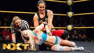 Candice LeRae vs. Shayna Baszler: WWE NXT, Aug. 1, 2018