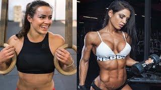 CROSSFIT FEMALE MOTIVATION - DEDICATION