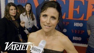 'Veep' Cast Say Their Favorite Insults From The Series - Variety On The Carpet