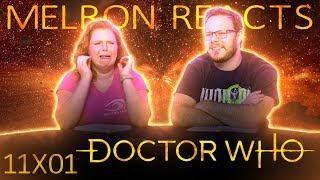 "MELRON REACTS: Doctor Who 11x1 ""The Woman Who Fell to Earth"""
