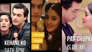 Duniya Chalti.... Female Version Full Screen Whatsapp Status Video | new love status