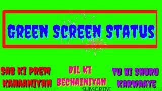 Naina Re ( Female ) || Full Green Screen Status Video || WhatsApp Status Video No Copyright ||