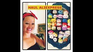 HAUL ALIEXPRESS AOUT