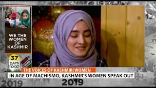 We The Women Of Kashmir With Barkha Dutt : Female Perspectives On Polls In The Age Of Machismo